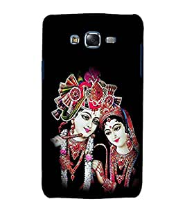 printtech Lord God Radha Krishna Back Case Cover for Samsung Galaxy J7 (2016 ) /Versions: J710F, J710FN (EMEA); J710M (LATAM); J710H (South Africa, Pakistan, Vietnam) Also known as Samsung Galaxy J7 (2016) Duos with dual-SIM card slots Asia/China model with 1080p display and 3 GB RAM