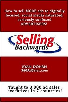 Selling Backwards