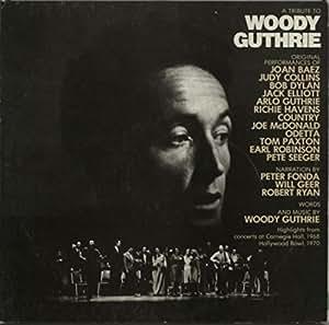 Various Artists Judy Collins Arlo Guthrie Jack Elliott