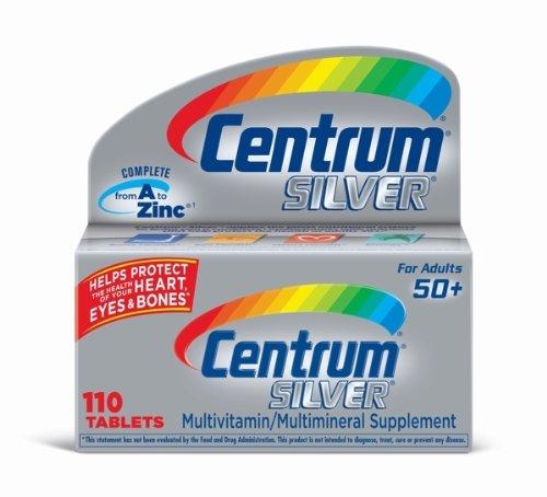 Centrum Silver Multivitamin, 110-Count