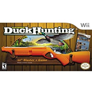 Ultimate Duck Hunting with Rifle (Nintendo Wii) - $10.80 (reg. $39.99)