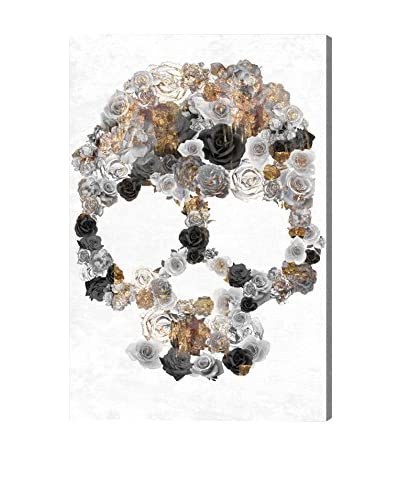 Oliver Gal Sticks And Stones Canvas Art