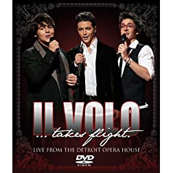 Il Volo: Il Volo Takes Flight - Live From the Detroit Opera House