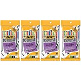 BIC Pencil Xtra Life, Medium Point (0.7 mm), Total 40 Pencils (4 X 10 Count Packages)