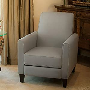 Best Selling Home Decor Darvis Push Back Recliner