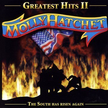 Greatest Hits II by Molly Hatchet (2011) Audio CD