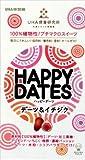 HAPPY DATES デーツ&イチジク 1個×10個