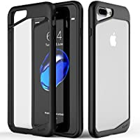 Yesgo iPhone 7 Case Clear Slim Rugged Case Drop Protection