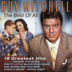 Guy Mitchell - Number One Hits 1950