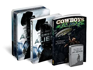 Cowboys & Aliens BD SE Box, Extended Cut (exklusiv bei Amazon.de) [Blu-ray]