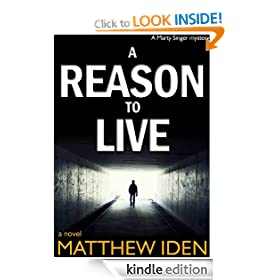 A Reason to Live (Marty Singer Mystery)