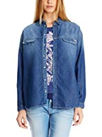 Pepe Jeans London Camisa Vaquera Rosella Rt (Denim)