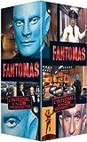 Coffret Fant�mas 3 VHS : Fant�mas / Fant�mas contre Scotland Yard / Fant�mas se d�cha�ne