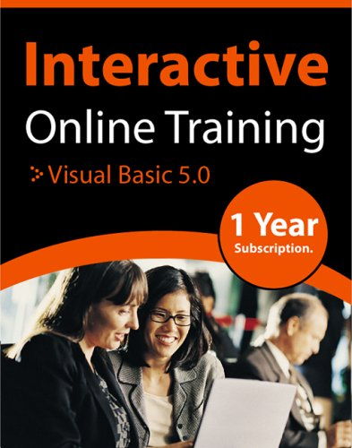 Programming using Visual Basic 5.0 Online Training