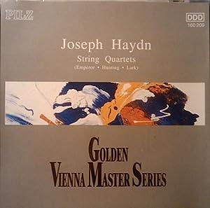 Vienna Master Series - Joseph Haydn - String Quartets Op. 64 No. 1-3
