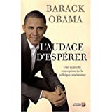 L'Audace d'Esperer (French edition of The Audacity of Hope (0320059650) by Barack Obama