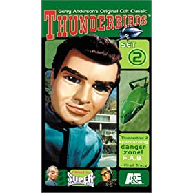 Thunderbirds - Set 2 [VHS] by