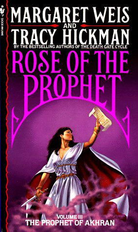 Prophet of Akhran, MARGARET WEIS