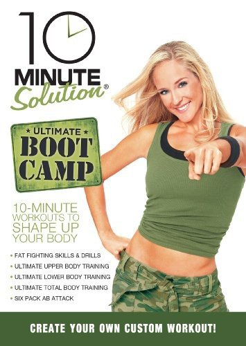 Jessica Smith - 10 Minute Solution: Ultimate Bootcamp (DVD)