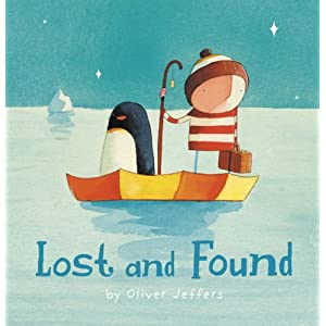 Books Books Books – Oliver Jeffers