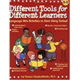 Different Tools for Different Learners