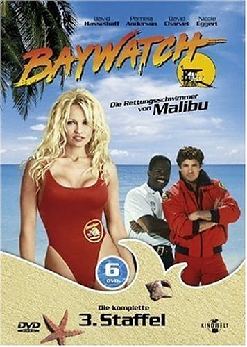 Baywatch - Die komplette 3. Staffel (6 DVDs)