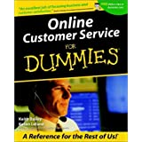 Online Customer Service For Dummiesby Keith Bailey