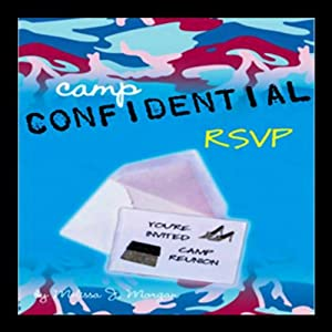 RSVP: Camp Confidential #6 | [Melissa Morgan]
