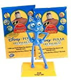 Disney-Pixar Treasure Box with Figurine - Flik (Bug's Life)