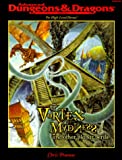 Vortex of Madness & Other Planar Perils (Advanced Dungeons & Dragons Accessory)