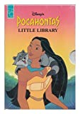 img - for Disney's Pocahontas: A Lesson in Friendship/When Two Worlds Meet/a Proud People/Setting Sail (Little Library) book / textbook / text book