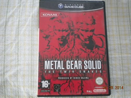 Metal Gear Solid The Twin Snakes Pal front-1053666