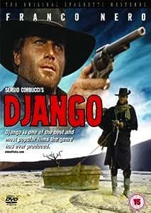 [UK-Import]Django DVD