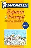 echange, troc  - España & Portugal : Mini-atlas de carreteras