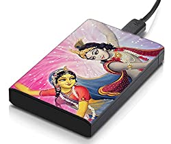 meSleep Radha Krishna Hard Drive Skins
