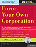 Form Your Own Corporation, Fifth Edition