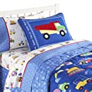 Olive Kids Under Construction Twin Comforter