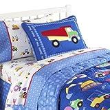 Olive Kids Under Construction Full/Queen Comforter