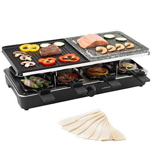 h koenig rp85 appareil a raclette 3760124951851 cuisine maison raclettes alertemoi. Black Bedroom Furniture Sets. Home Design Ideas