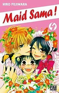 Maid Sama ! tome 4 par Hiro Fujiwara