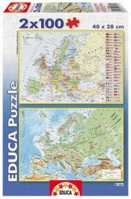 Educa-Puzzle-Maps-and-Flags-of-Europe
