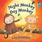 Night Monkey, Day Monkey Hörbuch von Julia Donaldson Gesprochen von: Imelda Staunton