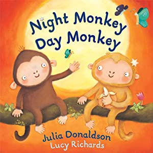 Night Monkey, Day Monkey Audiobook
