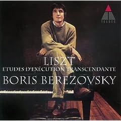 ボリス・ベレゾフスキー(P)  リスト:超絶技巧練習曲全曲の商品写真