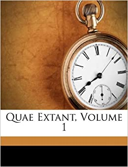 Quae Extant, Volume 1: Gaius Iulius Caesar: 9781173019723: Amazon.com
