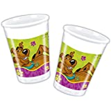 Scooby Doo 200 ml Plastic Cups (Pack of 8)