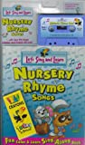 Nursery Rhyme Songs: Fun Color & Learn Sing-Along Book (Let's Sing and Learn)