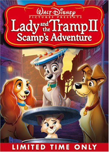 Cover art for  Lady & The Tramp II - Scamp's Adventure