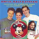 Die schönsten Lieder aus euren Disney Club Serien