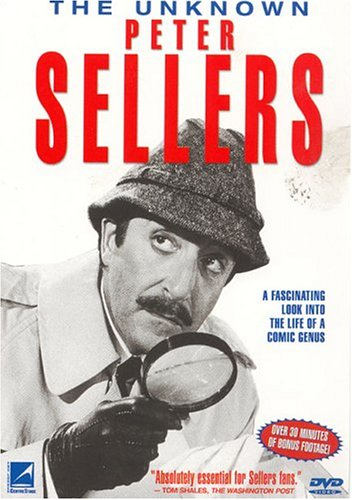 Unknown Peter Sellers [DVD] [Import]